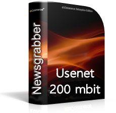 Usenet Giga 200Mbit